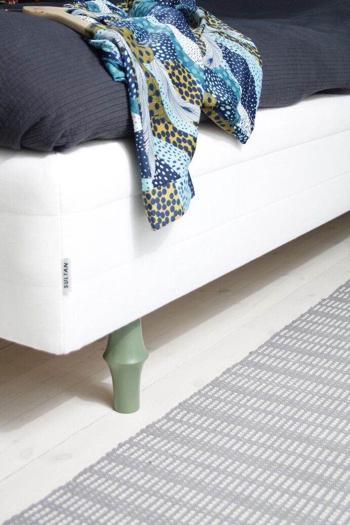 Bed legs IKEA sultan